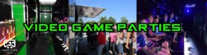 Pennsylvania video game parties in our game truck and game bus