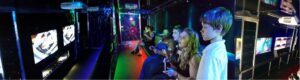 Video game truck party in Pennsylvania - Chester County, Berks, Bucks, Lancaster, Delaware